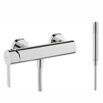 Balance Single lever shower mixer. With shower set.