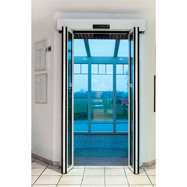 folding door, fft flexgreen wall mount unilateral l2r_wall-hosted