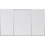 Trinsic™ Series Double Horizontal Slider