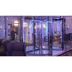 tournex (emea-asia) high capacity - revolving door