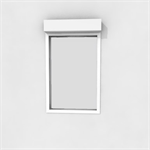 fixed window with shutter