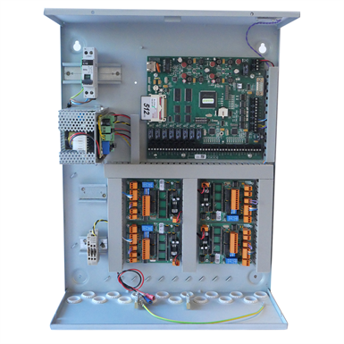Electronic box LM_SA2 & 4L4F