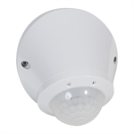 360° motion sensor - IP 55 - 8 m - surface-mounting - PIR technology
