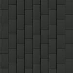 bardeaux facade (600 mm x 1500 mm, vertical, artcolor basalte)