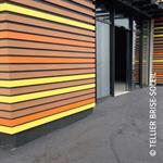 blade for facade cladding invisible fixing - harmonie façade range