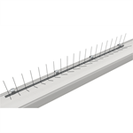 stainless steel spikes welded, for gutters