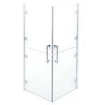 Shower door - split