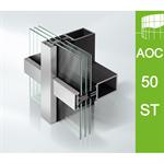 Schüco Façade AOC 50 ST