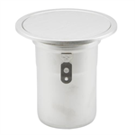 BCO-150 - Floor Cleanout with Round Top for Vacuum Handle