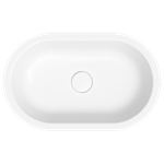 CENTRO Undercounter washbasin 380x610