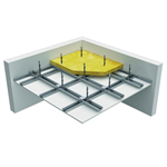 Siniat NIDA ceiling DK/WON/CD 60 - 18