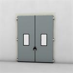 ASSA ABLOY FD2250P Folding Door (1+1) Manual DLW 1185-2400mm, DLH 1850mm-4000mm