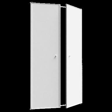 porte de placard pivotante kendoors plus 2 portes