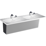 Z5001.02 Sundara™ Reef Handwashing System, Double Basin