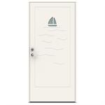 Exterior Door Character Ocean