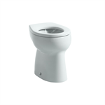 FLORAKIDS Floorstanding WC, washout, vertical outlet