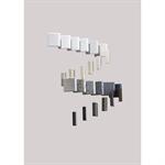 hi-macs® plattenmaterial – granite, quartz, sand & pearl kollektionen