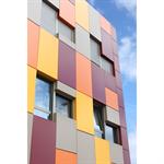 asymmetric french window - kassiopée