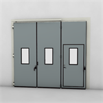 ASSA ABLOY FD2250P Folding Door (3+0)(0+3) Manual DLW 1885-3700mm DLH 1850-6000mm