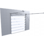 translucent door normal and high lift line'r