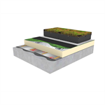 rubbergard epdm green roof