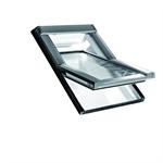 roto centre-pivot roof window designo r6 pvc