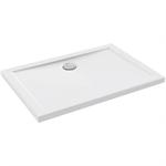 kyreo - ceramic shower tray 100 x 70 x 4 cm