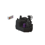kessel-twin lifting station 11108 aqualift f xl 3000w-s1 200l cast valve