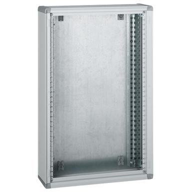 metal enclosures xl³ 400 - ip 43 - 600x575x175 mm