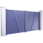 portail 2 vantaux ligne arpège verone