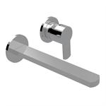 Surf - wall-mounted wash-basin set