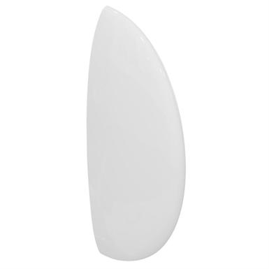 urinal division white