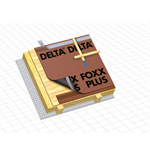 Pitched roof with DELTA®-FOXX PLUS (U-value = 0.172 W / m² • K)