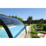 confort mid-height pool enclosure