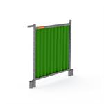 cisabac clôture mobile grillagée  cmgr135