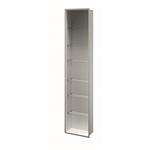 External modules with glass shelves - My Secret