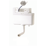 intra pneumatic concealed cistern bottom entry inlet