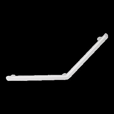 511982W Be-Line® angled grab bar 135°, 400 x 400mm