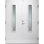 Diplomat Laila Glass double door