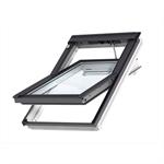 integra® electric pinewood roof window - ggl integra