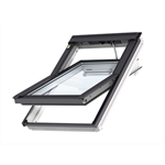 integra® electric pinewood roof window - ggl integra