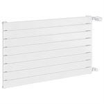 chorus horizontal radiator