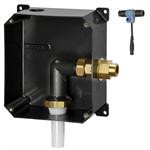 wc flush fitting, basic installation kit aqua500