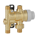 SinkMixer™ 4-way Scald Protection Point-of-Use Thermostatic Mixing Valve - NA Market