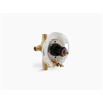 "rite-temp® 1/2"" pressure-balancing valve with push-button diverter"