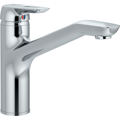 ceramix blue sink mixer r-mtd ust spx