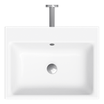 puro built-in washbasin 460x600