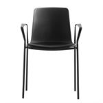 Lottus fauteuil accoudoirs en aluminium