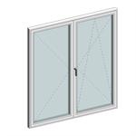 S74RP Window (Two-Leaf)