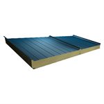 Standing Seam SR2 Roof Panels